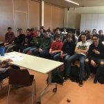 Theley: Rechtsexpertin zu Gast an der Gemeinschaftsschule Schaumberg Theley