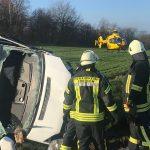 Grügelborn: Verkehrsunfall auf der L133