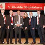 St. Wendel: Politik-Star Wolfgang Bosbach war zu Gast bei Sparkassen Wirtschaftstag