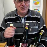 Oberkirchen: Oberkircher Winzer beliefern jetzt das Café Edelstein in Oberkirchen