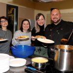 St. Wendel: Singender Koch im Wohnheim der Lebenshilfe