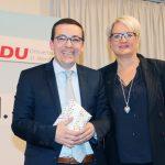 St. Wendel: CDU servierte Heringe zu Politik aus Stadt, Land und Europa