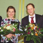 St. Wendel: Graciela Bruch, Globus-Stiftung, erhält Dr. Friedrich Joseph Haass-Preis