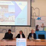 St. Wendel: Vorstellung des Kreisreports der Arbeitskammer