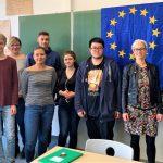 Marpingen: Europawoche der Gemeinschaftsschule mit Nadine Schön und Monika Bachmann