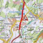 Tholey-Hasborn und Nonnweiler-Primstal: Auftakt zur Erneuerung der A 1