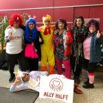 """Faschingsspaß für Senioren- Verein """"Ally hilft"""" organisiert Faschings-Singen bei der Stiftung Hospital"""