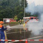 Nohfelden: Erste Nohfelder Junior Firefighter Challenge für Kinder zwischen zwei und neun Jahren