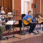 St. Wendel: Chansonkonzert zu Ehren Georges Moustakis am Gymnasium Wendalinum