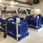 Nonnweiler: Inbetriebnahme der neuen Pumpstation an der Talsperre