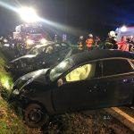 Alsweiler/Winterbach: Verkehrsunfall auf Bundesstraße 269