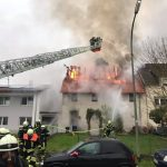Remmesweiler: Feuer zerstört Wohnhaus