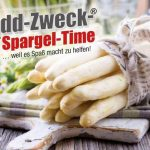 Oberkirchen: Spargel-Time die Zweite – All you can eat im Café Edelstein