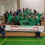 Marpingen: Handballerinnen der Moskitos steigen in 3. Liga auf