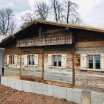 Tholey: Bauarbeiten an der Schaumberg-Alm in vollem Gange