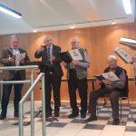 Eitzweiler: Mitgliederversammlung der Singgruppe EItzweiler