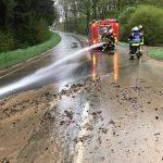 St. Wendeler Land: Feuerwehren nach Starkregen im Einsatz