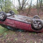 Urexweiler: Verletzter nach Autounfall