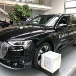 St. Wendel: Autohaus Kröninger mit neuem e- tron bei diesjähriger Autoausstellung vertreten *Anzeige