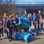 St. Wendel: Picobello Aktion 2019- Die Wingertschule war dabei