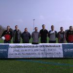 Winterbach: Fußballer kicken für einen guten Zweck um den Weltrekord zu knacken