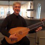 """Tholey: """"Serenade auf der Laute"""" mit Christian Zimmermann"""