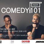 St. Wendel: Comedy101 – Die Veranstalter im Interview in der wndn-Redaktion
