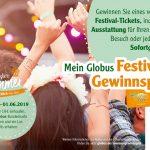St. Wendel: Globus Festival-Gewinnspiel – mit etwas Glück Tickets zu angesagten Festivals gewinnen *Anzeige