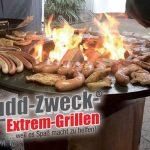 """Bosen: Der nächste Termin für das """"Gudd-Zweck-Extrem-Grillen"""" steht"""