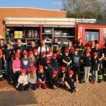 Urweiler: Extremgrillen am Feuerwehrgerätehaus
