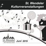 St. Wendel: Kulturveranstaltungen im Juni