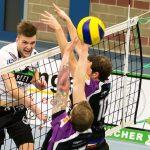Bliesen: Volleyball – Maurice Van Landeghem verstärkt Bliesener Angriffsspiel