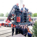 St. Wendel: Neue Drehleiter für St. Wendeler Feuerwehr