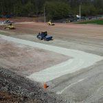 Hasborn-Dautweiler: Umbau des Waldstadions schreitet voran