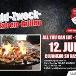 """Gudd-Zweck-EXTREM-GRILLEN – All you can eat"""