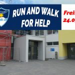 Freisen: RUN AND WALK FOR HELP