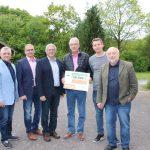 Hasborn-Dautweiler: Landrat übergibt Zuschuss für Umbau des ehemaligen Schwesternhauses