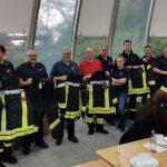 Tholey: Neue Schutzausrüstung für die Feuerwehr