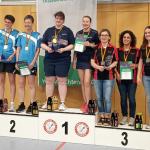 Hasborn/Viernheim: TTV Hasborn Deutscher Meister 2019 Damen Ü40