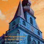 """St. Wendel: Gespräche im Pfarrgarten – heutiger Vortrag: """"Goethe und der Ginkgo"""""""