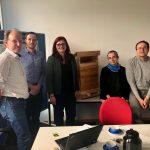 Umwelt-Campus Birkenfeld: Landtagsabgeordnete Pia Schellhammer zu Gast