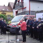 Bierfeld: Zwei Jubiläen und ein neues Fahrzeug