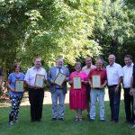 St. Wendel: Landrat Udo Recktenwald verabschiedet ausscheidende Kreistagsmitglieder