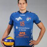 Bliesen: Volleyball – Außenangreifer Markus Jungmann kehrt zum TV Bliesen zurück