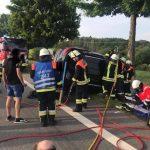 Selbach: Mann stirbt bei Autounfall