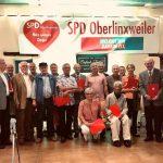Oberlinxweiler: 100-Jahr-Feier des SPD-Ortsvereins