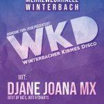 Winterbach:  Kirmesdisco am 20.07.2019 in der Mehrzweckhalle
