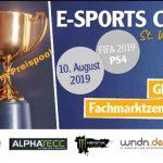 St. Wendel: Erster E-Sports-Cup St. Wendel – zwei Teilnehmer versprechen spannendes Turnier