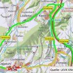 Primstal: Erneuerung der L 148 Primsstraße und Sporwaldstraße in Lockweiler