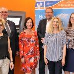 Hasborn: Volksbank Filiale jetzt attraktiver
